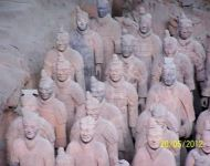 China - Xian - Terracotta Warriors